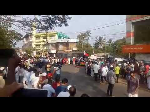 Popular Front of India, Unity March, Tirur 2018 February 17