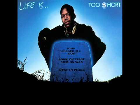 "Too $hort - ""Don't Fight The Feeling"""