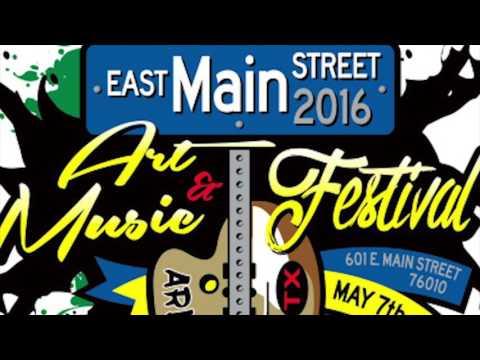 Culture Buzz: East Main St. Art & Music Festival