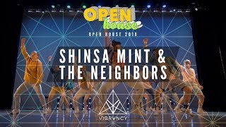 Shinsa x Mint x The Neighbors | Open House Showcase 2018 [@VIBRVNCY Front Row 4K]
