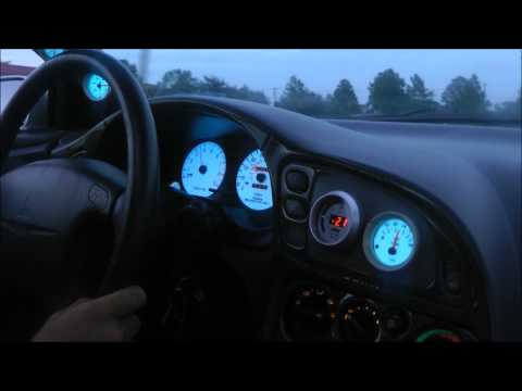 1999 Mitsubishi Eclipse Gsx - Exhaust, Two Step Launch Control, and Driving around