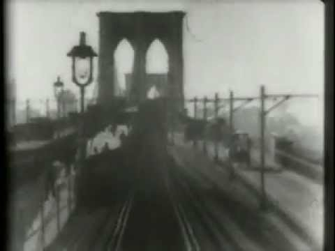 New Brooklyn to New York via Brooklyn Bridge, no. 2, circa 1899.