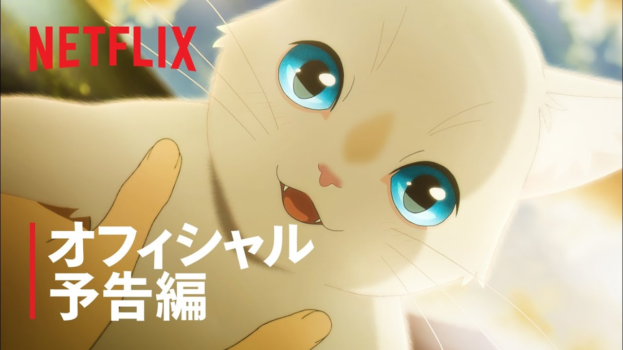 A Whisker Away『泣きたい私は猫をかぶる』予告編 - Netflix Online