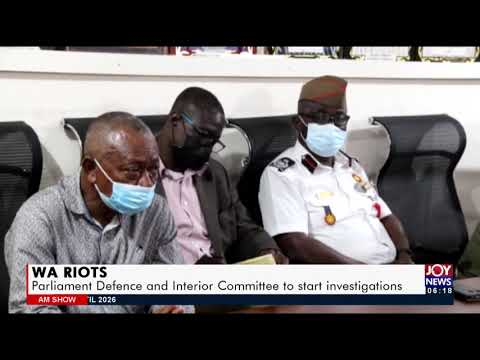 WA Riots: Parliament Defence and Interior Committee to start investigations - AM News (16-7-21)