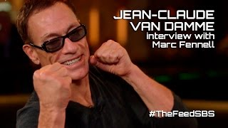 Jean-Claude Van Damme on what makes a good martial art film- The Feed