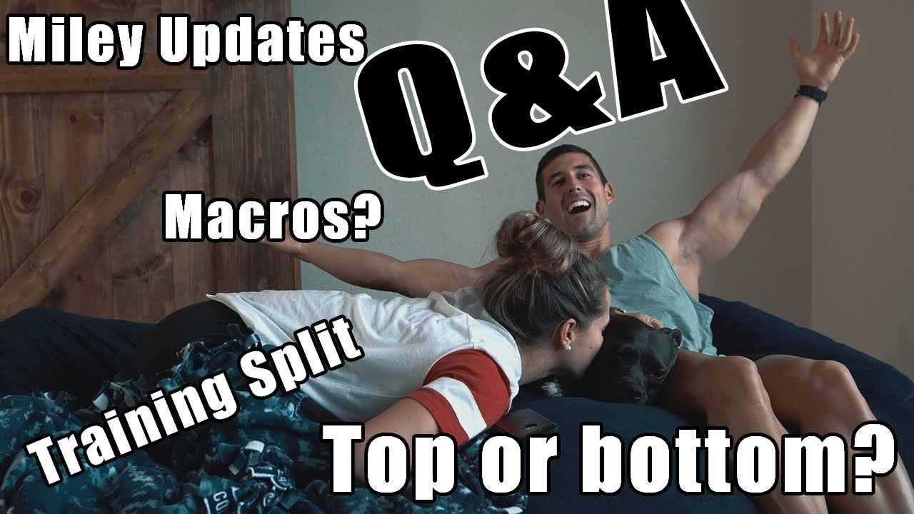 Fun Meme Questions : Your questions answered top or bottom macros training miley