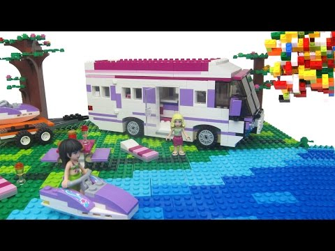lego camper instructions 60117