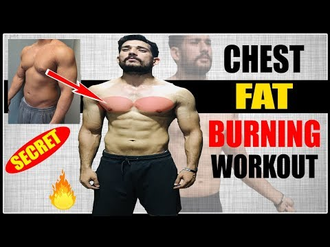 Burn Chest Fat at HOME | NO Gym | HINDI | JST'S Fitness