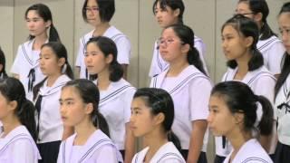 春日井市立西部中学校(B) そのときぼくがそばにいる 作詞:山本瓔子 作曲:大田桜子