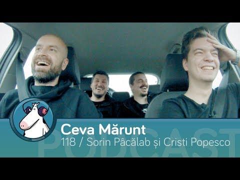 Episodul 118 - Podcast Ceva Mărunt | cu Toma și Sergiu