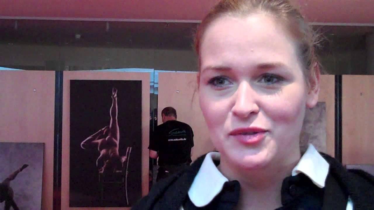 Judith Hoersch spricht über Nacktheit im Nackt-Musical