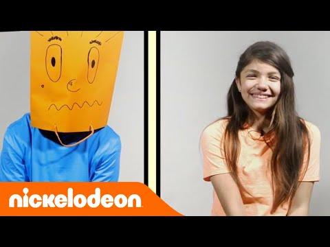 #VitaDaNick | Virginia rifà il look di Alberico De Giglio | Nickelodeon
