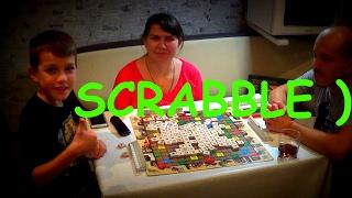 """Настольная игра """"Scrabble"""" или по нашему - """"Эрудит"""" ))"""
