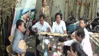 VC Lý Chim Quyên-Chí Hùng-Ngọc Điệp-Hồng Lâm-guitar-Minh Hương-kìm-Hoàng Tửng-tranh