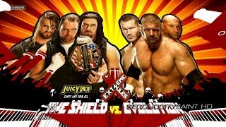 "WWE: ""Come With Me Now"" by KONGOS ► Extreme Rules 2014 Official Theme Song"