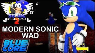 Srb2 Wads - Modern Sonic Wad + Download