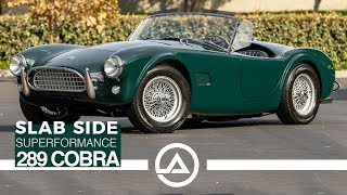 """289 MKII Shelby """"Slab Side"""" Cobra with 340HP  