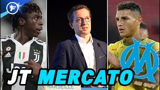 L'OM s'agite en coulisse | Journal du Mercato