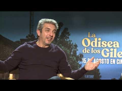Ricardo Darín Y Verónica Llinás De La Odisea De Los Giles Hablan Con La Nueva.