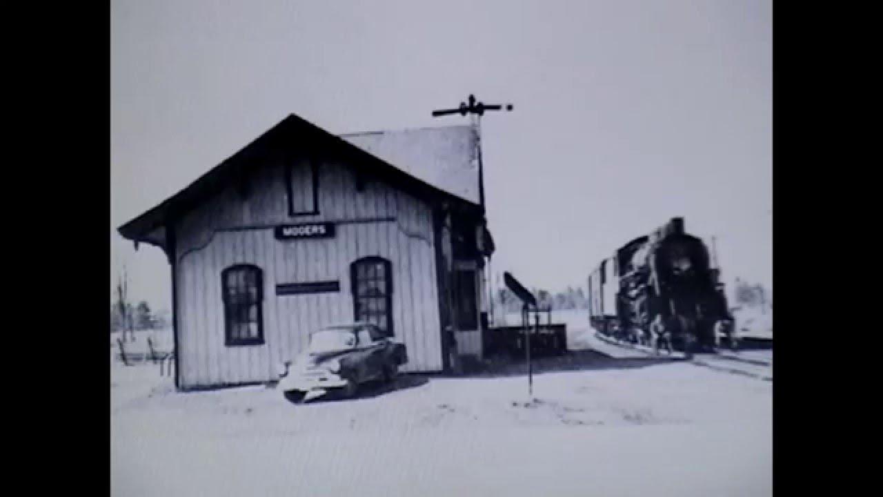 OLC - Rutland Railroad Mooers Jct.  part two  6-10-05