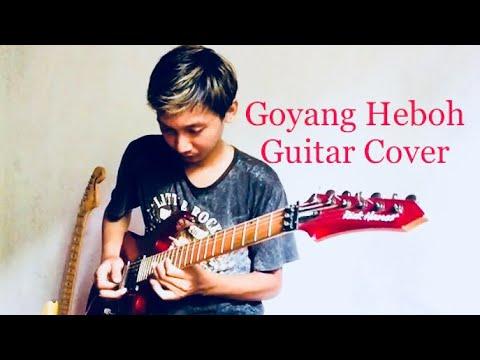 Goyang Heboh - Nita Thalia | Cover Guitar Dangdut