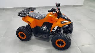 Квадроцикл Comman ATV 110cc B5 Mudhawk Video