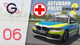 AUTOBAHN POLICE SIMULATOR 2 FR #6 : Effroyable accident de camion !
