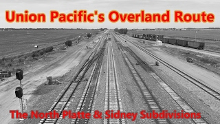 Union Pacific's Overland Route: the North Platte and Sidney Subdivisions thumbnail