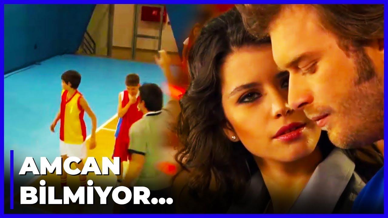 Bihter ve Behlül, Bülent'in Basket Maçını İzliyor - Aşk-ı Memnu 30.Bölüm