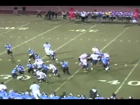 Bobby Toliver (Football Recruiting Video)