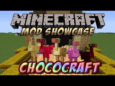 minecraft chocobo mod 1.7.10