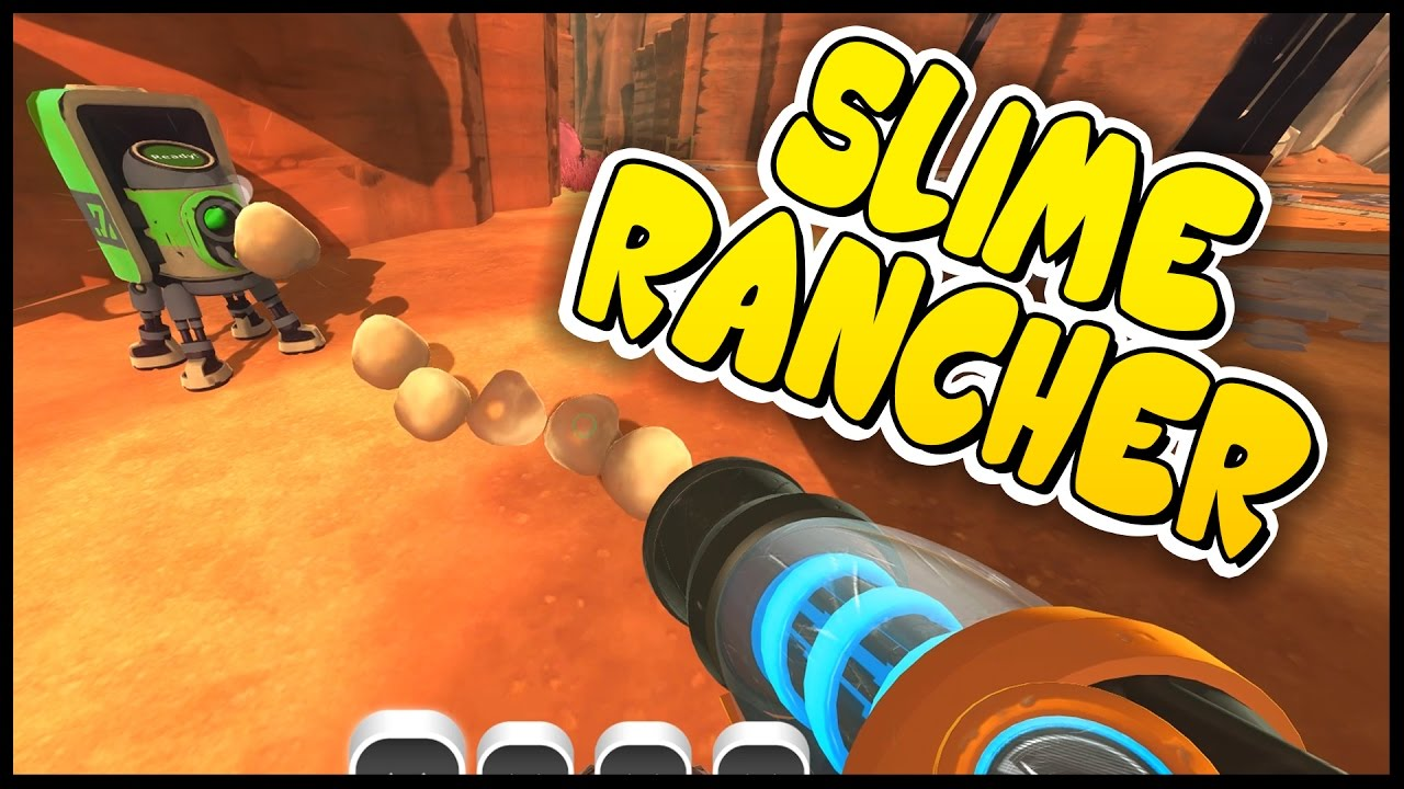 Slime Rancher - Apiary, Buzzwax, & Honey - Slime Science