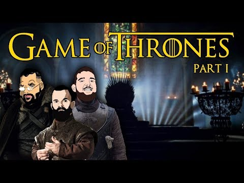 GAME OF THRONES PART 1 (FEAT. MIKEIUS, TUKUTUBE) | THE GSAK PODCAST