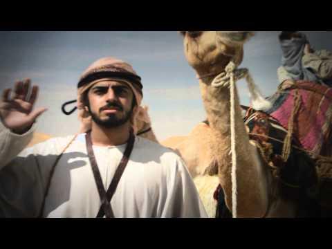 Una storia raccontata dagli Emirati Arabi ad Expo 2015