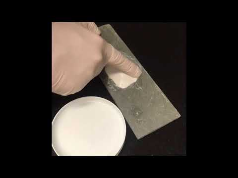 All-Game Epoxy - Smoothing With Water