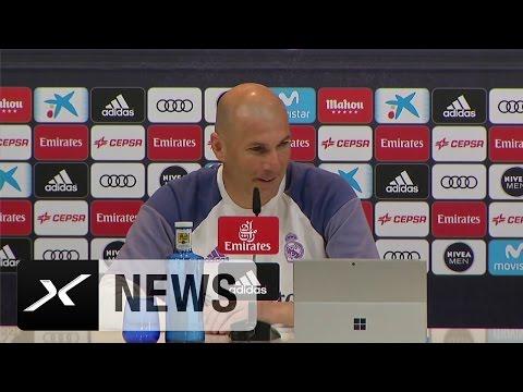 "Zinedine Zidane: Carlo Ancelotti? ""Lehrer gegen Schüler""   FC Bayern München - Real Madrid"