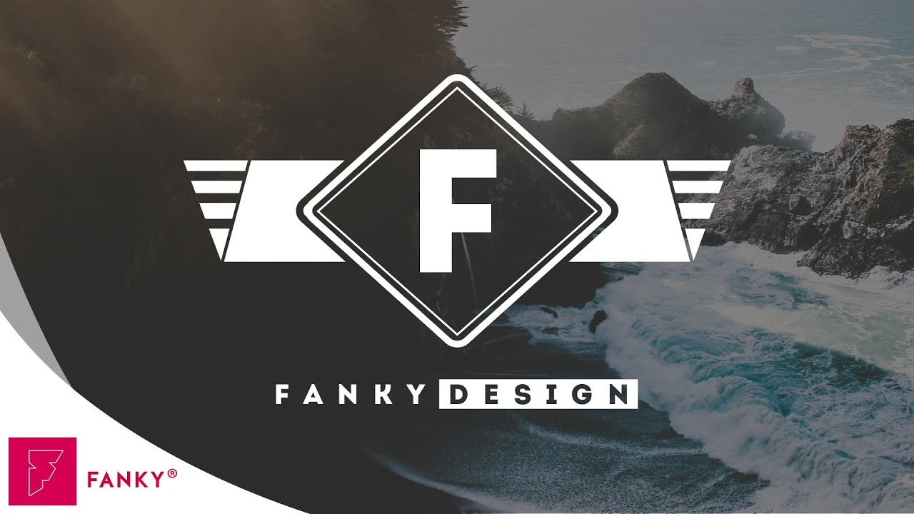 Creative Trifold Brochure Design | Photoshop Method