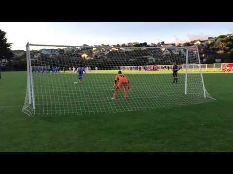 Los tiros penales en el fogueo Panamá Sub 20 vs Uzbekistán Sub 20