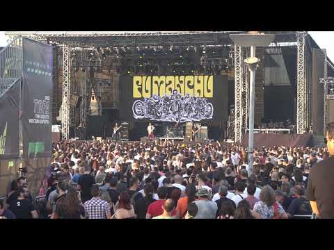 Fu Manchu - Mongoose, Live in Athens (24/Jun/2019, Release Athens Fest.) mp3