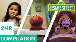 Sesame Street: R is for Routine | 2 Hour Compilation