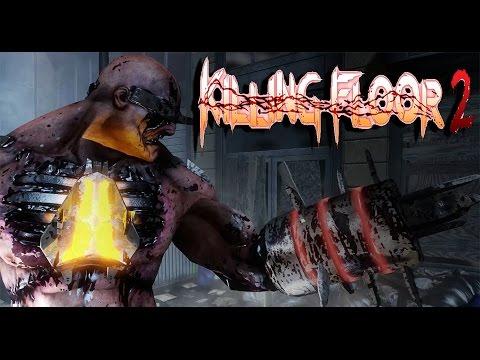 "Killing Floor 2 - ""Burning Paris"" (Co-op w/ H2O Delirious)"