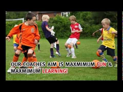 February School Holiday Football Camps in Hertfordshire, Buckinghamshire, & Essex