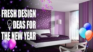 Fresh Design Ideas For The New Year