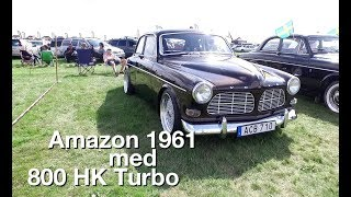 Volvo Amazon med 800hp!