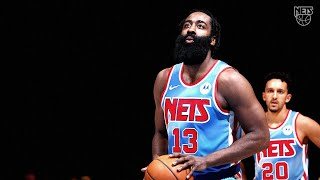 James Harden Triple-Double in His Brooklyn Nets debut