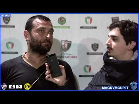 MAGNVM CUP: Vasco da Gama vs Borussia D. [Hot Interviews]