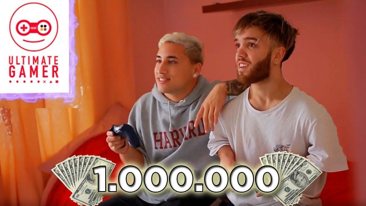 GANE 1 MILLÓN DE DOLARES CON ESTE JUEGO 😱