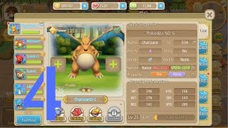 Hey Monster (Monster Park): CHARIZARD EVOLUTION!!