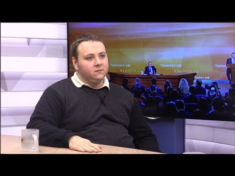 DumskayaTV: Вечер на Думской. Александр Винницкий, 15.12.2017