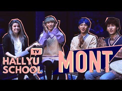 Aprenda coreano com os idols do MONT!